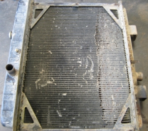 When your radiators core looks like this, its time to come see Muirs Radiators