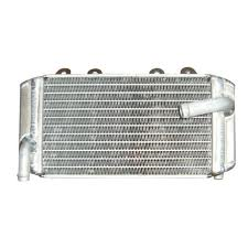 Motorbike Radiator that can be repaired or straightened