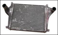 A Truck Intercooler at Muirs Radiators