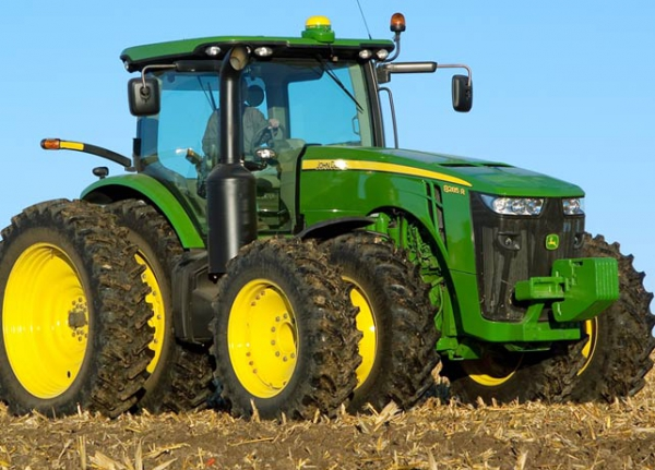 John Deere Tractor Radiators can be repaired by Muirs Radiators