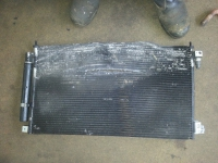 Condensors can be straightened and repaired